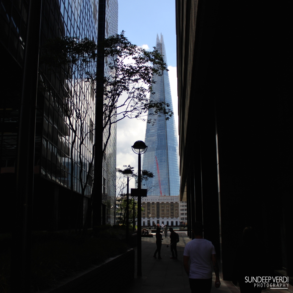 The Shard, Lower Thames Street View